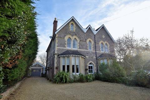 4 bedroom semi-detached house for sale - Prestigious Upper Clevedon Location