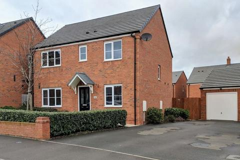 4 bedroom detached house for sale - Greenfields Drive, Newport