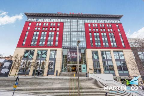 2 bedroom apartment to rent - Royal Arch Apartments, The Mailbox, Birmingham, B1