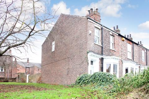 2 bedroom end of terrace house for sale - 10 Prices Lane York YO23 1AL
