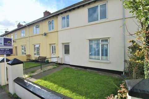 3 bedroom terraced house to rent - 3 Bedroom House with Garden and Off Road Parking, Fair View, Barnstaple