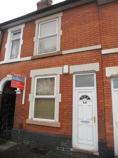 2 bedroom terraced house to rent - Werburgh Street, Derby