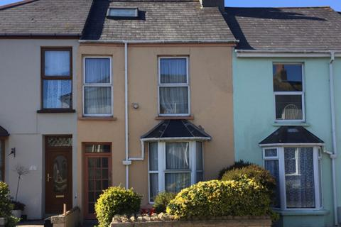1 bedroom terraced house to rent - Room at Clifton Crescent, Falmouth