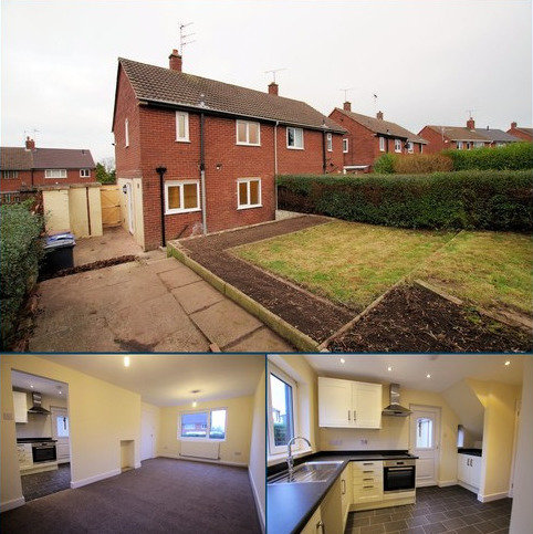 2 bedroom end of terrace house for sale - Pennycroft Road, Uttoxeter