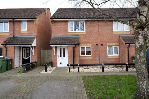 2 bedroom end of terrace house for sale - Chapman Close, Aylesbury