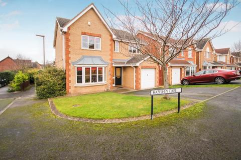 4 bedroom detached house for sale - Hazelhen Close, Bishop Cuthbert, Hartlepool