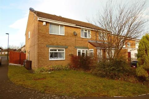 2 bedroom semi-detached house for sale - Welwyn Close, Redesdale Park, Wallsend, NE28
