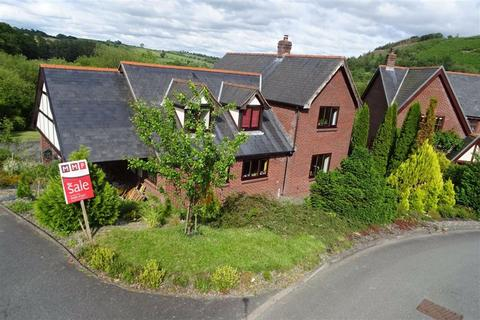 3 bedroom detached house for sale - 5, Parc Llwyn, Llanidloes, Powys, SY18
