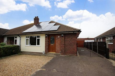 2 bedroom semi-detached bungalow for sale - Mill Lane, Houghton Conquest, Bedford, MK45
