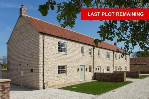 3 bedroom house for sale - Mount Farm Mews, Chapel Lane, Westow, York, YO60