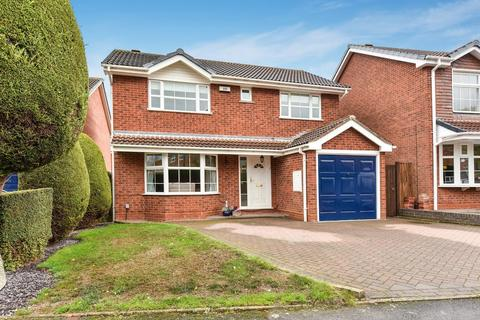4 bedroom detached house for sale - Culverley Crescent, Knowle