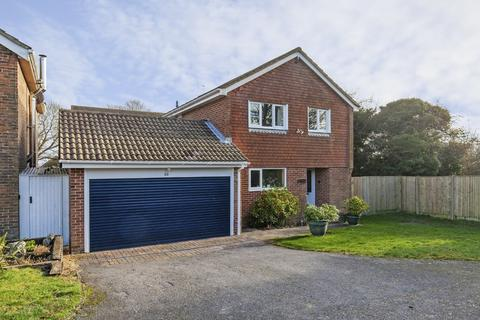 4 bedroom detached house for sale - Downlands Way, South Wonston, Winchester, SO21