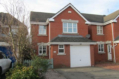 3 bedroom detached house for sale - Rectory Drive, Bedworth