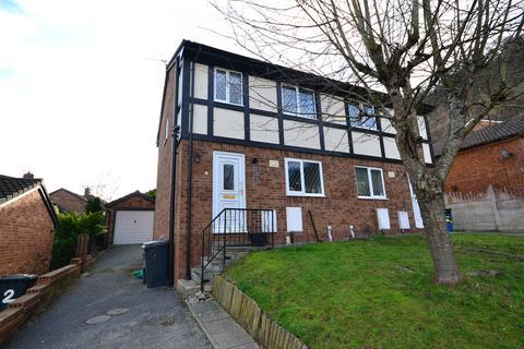2 bedroom semi-detached house to rent - Llys Y Gopa, Abergele, Conwy, LL22