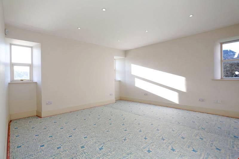 Lower ground bedroom