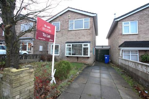 3 bedroom detached house to rent - Forsyte Road, Longton, Stoke-On-Trent