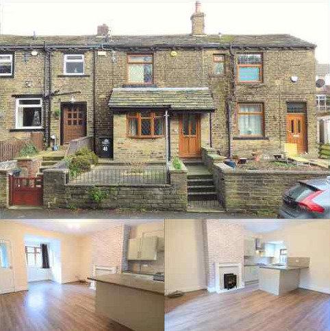 2 bedroom terraced house for sale - 41 Brow Lane, Shelf HX3 7QL