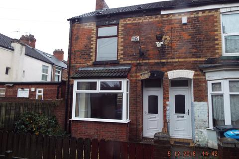 2 bedroom end of terrace house to rent - Fern Grove, Folkestone Street, Hull HU5