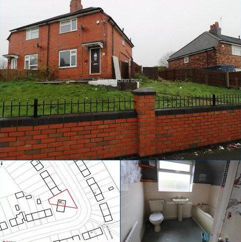 2 bedroom semi-detached house for sale - St. Bernards Road, Knutton