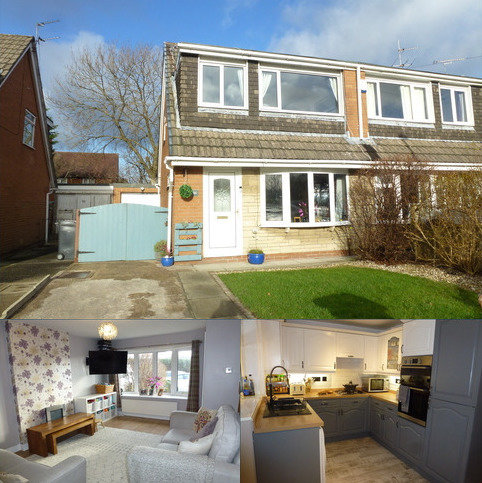 3 bedroom semi-detached house for sale - LARCHWOOD CRESCENT, LEYLAND PR25