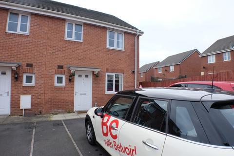 3 bedroom terraced house to rent - Roderick Close , Swansea , SA1 6AJ
