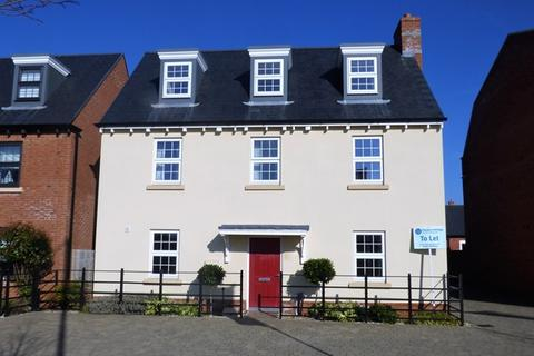 4 bedroom detached house to rent - Topsham - Beautiful 4/5 Bed Eco Home - Available Now