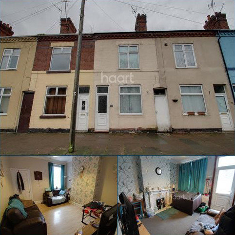 3 bedroom terraced house for sale - Boundary Road, Aylestone, Leicester