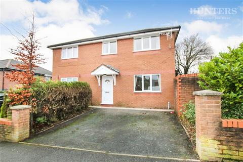 2 bedroom semi-detached house to rent - Burnaby Road, Tunstall, Stoke On Trent, ST6 5PT