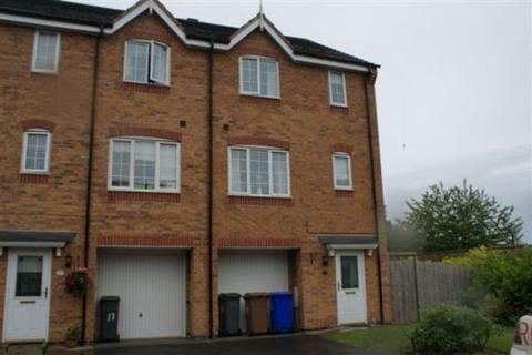 4 bedroom townhouse to rent - Raleigh Close, Trent Vale, Stoke-On-Trent