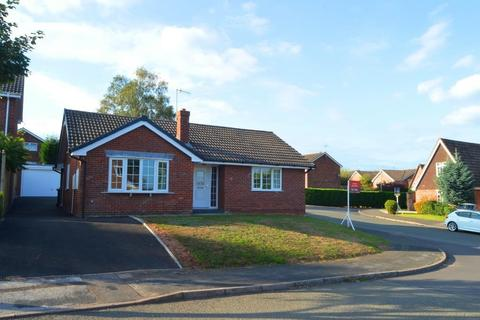 3 bedroom detached bungalow for sale - Hardwick Close, Stoke-On-Trent