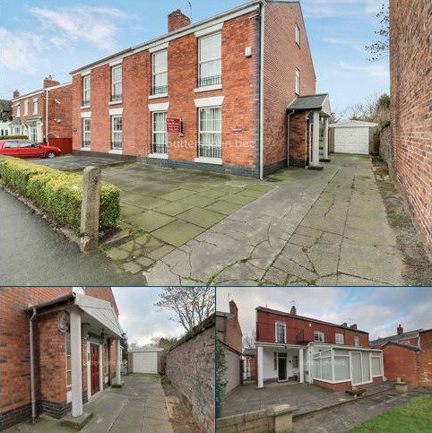 3 bedroom semi-detached house for sale - Delamere Street, Winsford