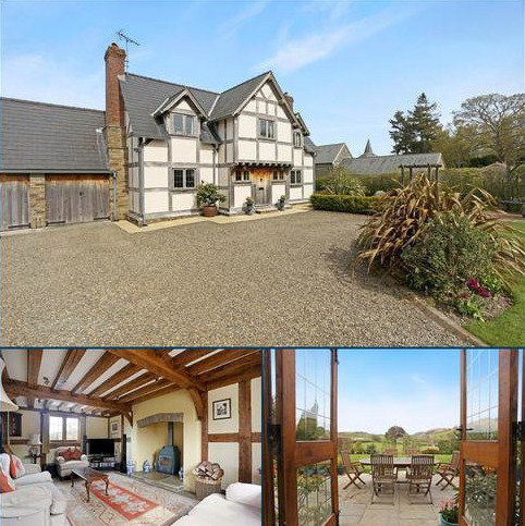 3 bedroom detached house for sale - Gladestry, Powys, HR5