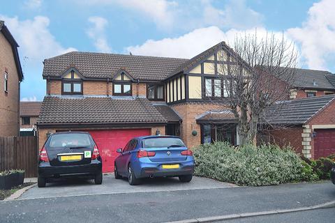 4 bedroom detached house for sale - REGENCY CLOSE, LITTLEOVER