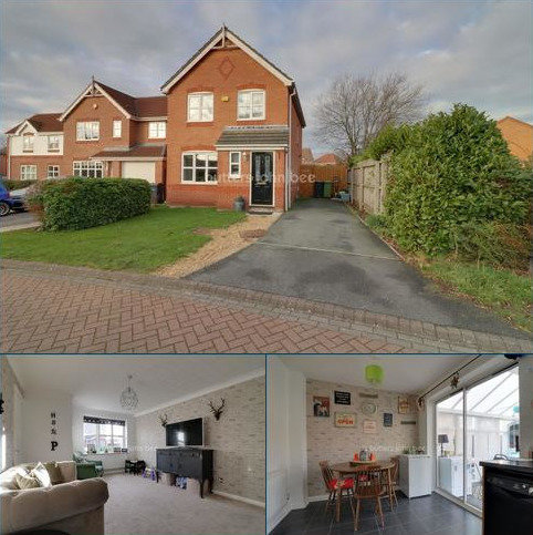 2 bedroom detached house for sale - Fairoak Close, Winsford