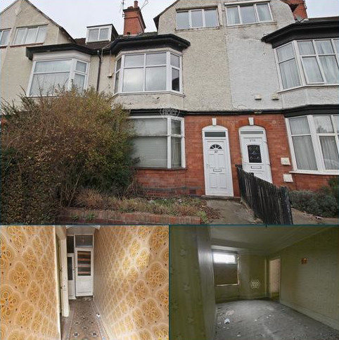 3 bedroom terraced house for sale - St Patricks Road, Coventry