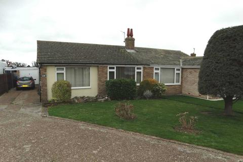 2 bedroom semi-detached bungalow for sale - Castle View Gardens, Westham