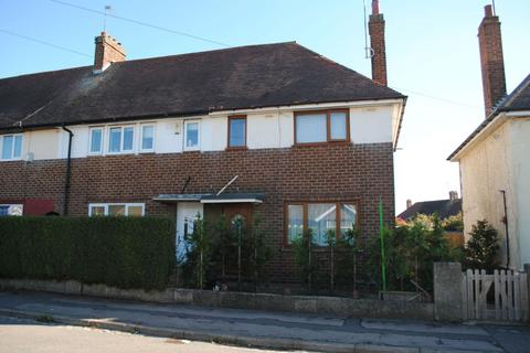 2 bedroom end of terrace house for sale - Nursery Lane, Kingsthorpe, Northampton NN2 7TJ