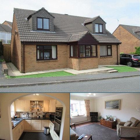 3 bedroom detached bungalow for sale - 4 Gwaun View, Fishguard, Pembrokeshre
