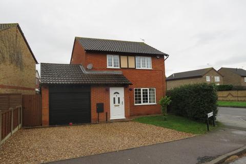 3 bedroom detached house for sale - Bollinger Close, Duston, NN5