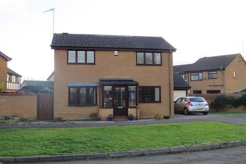 3 bedroom detached house for sale - Triumph Gardens, Duston, Northampton, NN5