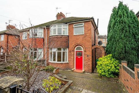 3 bedroom semi-detached house for sale - Wilton Rise, Holgate, York