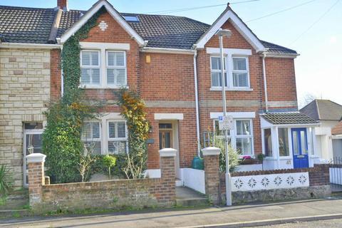 3 bedroom terraced house for sale - Britannia Road, Ashley Cross, Poole, BH14 8AZ