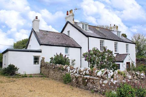 7 bedroom detached house for sale - Overton Lane, Overton, Gower, Swansea, City & County Of Swansea. SA3 1NR