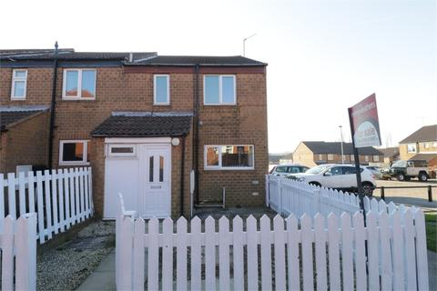 3 bedroom end of terrace house for sale - Lawrence Close, Flanderwell, Rotherham, South Yorkshire