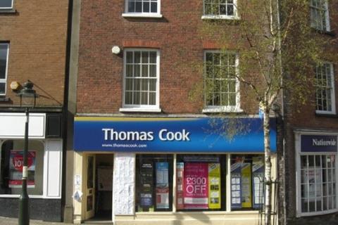 Retail property (high street) for sale - 12 Guildhall Square, Carmarthen, Carmarthenshire. SA31 1PR