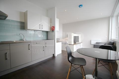 Studio to rent - Piccadilly Residence, Piccadilly Court, York, YO1