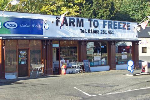 Shop for sale - South Road, Wooler, Northumberland, NE71