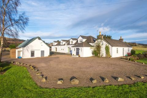 5 bedroom equestrian property for sale - Wester Moss, Rumbling Bridge, Kinross, Perth and Kinross, KY13