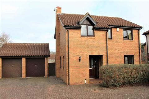 4 bedroom detached house for sale - Culbertson Lane, Blue Bridge, Milton Keynes