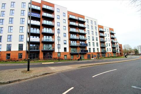 1 bedroom flat for sale - Apex Apartment, West Green Drive, Crawley, West Sussex. RH11 7QL